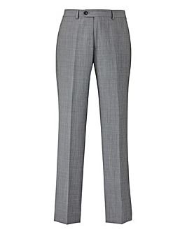 W&B LONDON Polywool Suit Trousers