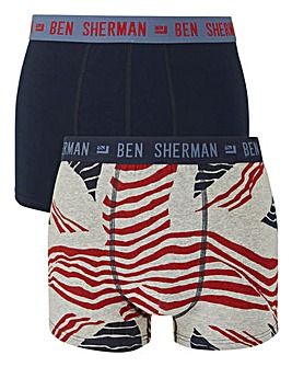 Ben Sherman Pack of 2 Hipsters
