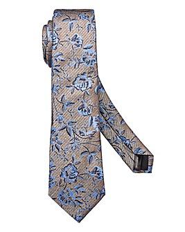 Capsule Floral Print Tie