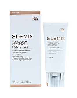 ELEMIS Total Glow Bronzing Moisturiser