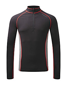 Tog24 Ergo Mens Tcz Thermal Zip Neck