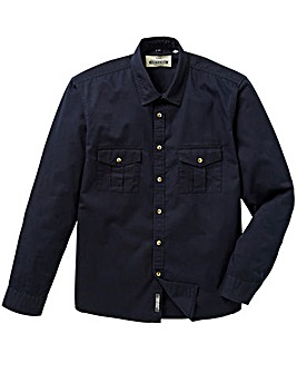 Jacamo L/S Worker Shirt Regular