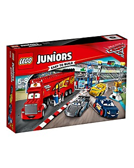 LEGO Juniors Disney Cars 3 Florida 500