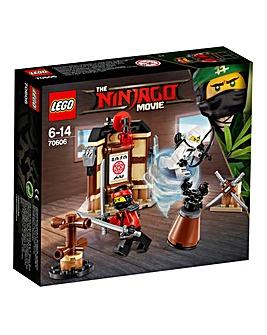 LEGO The NINJAGO Movie Spinjitzu Trainin