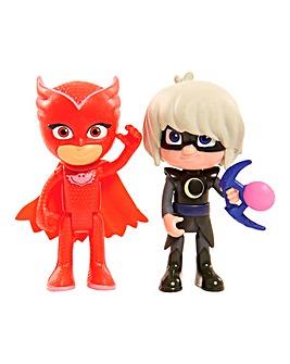 PJ Masks Figure Owlette & Luna Girl