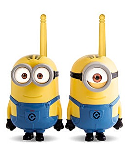 Despicable Me Minions Walkie Talkies