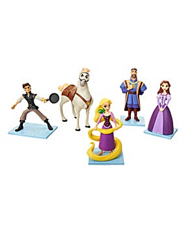 Disney Princess Tangled Figure Set