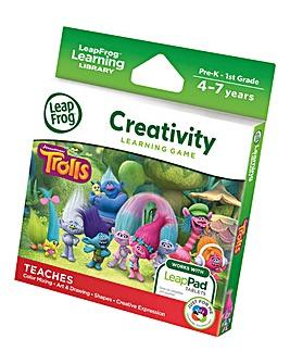 LeapFrog Learning Game Trolls