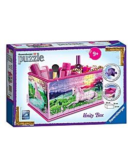 Unicorn Storage Box 3D Puzzle