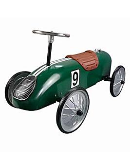 Retro Racer- Green