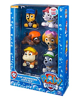 Paw Patrol Pup Squirters Gift Set