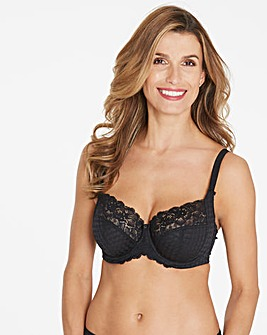 Panache Envy Black Balcony Bra