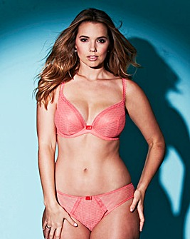 Panache Fontaine Wired Plunge Bra