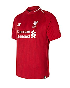 New Balance Liverpool FC Home Jersey