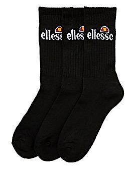 Ellesse 3 Pack Sports Sock