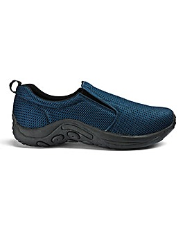 Mesh Slip On Shoes Extra Wide Fit