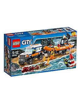 LEGO City Coast Guard 4x4 Response Unit
