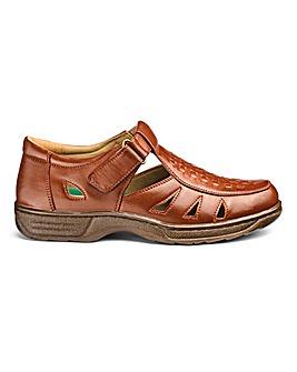 Cushion Walk Sandalised Shoe Standard