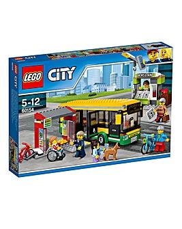 LEGO City Bus Station