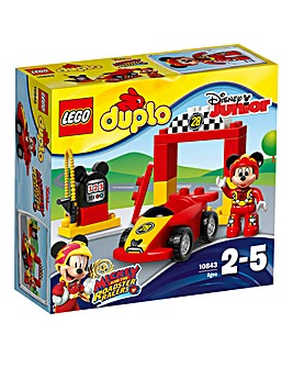 LEGO Duplo Disney Junior Mickey Racer