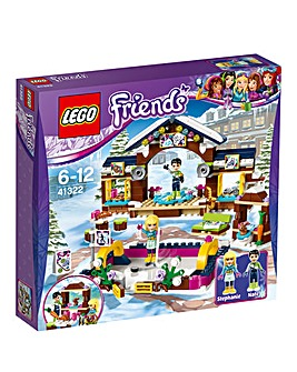 LEGO Friends Winter Ice Rink