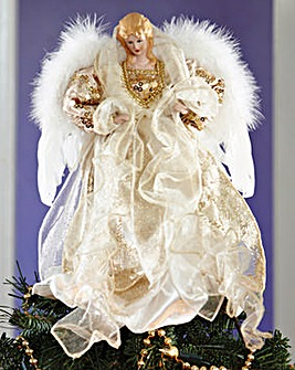 Traditional Tree Angel