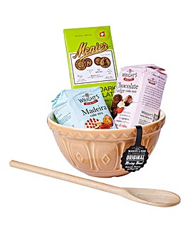 Mason Cash Mixing Bowl Hamper