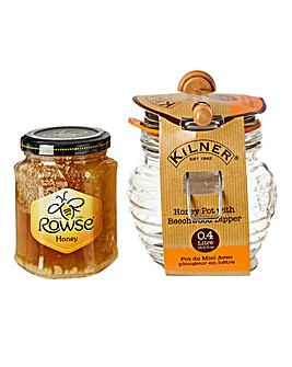 Kilner Honey Pot Gift Hamper