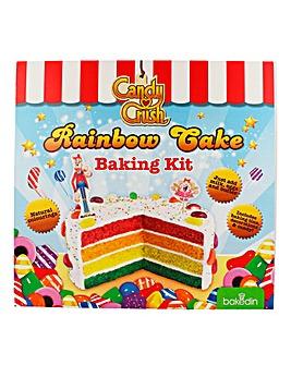 Candy Crush Rainbow Cake Kit