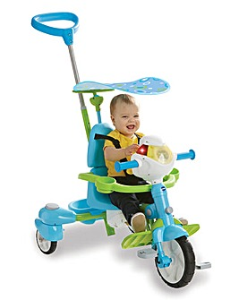 V Tech Glow with Me Trike 5-in-1