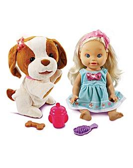 V Tech Little Love Puppy Pal