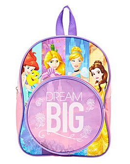 Personalised Princess Junior Backpack