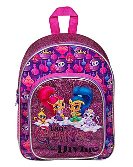 Shimmer & Shine Glitter Backpack