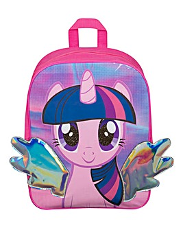 MLP Twilight Sparkle Wing Backpack