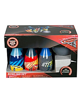 Disney Cars Mini Bowling Set