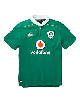 Canterbury Ireland Home Rugby Shirt