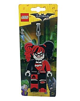 LEGO Batman Movie Harley Quinn Bag Tag