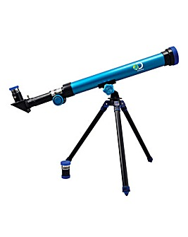 Discovery Kids 40mm Telescope & Tripod