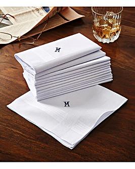 Gents Handerkerchiefs Pack of 13