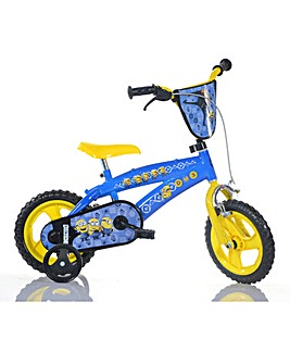 Despicable Me 3 12inch Bike