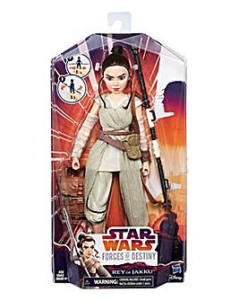 Star Wars Forces of Destiny Figure - Rey