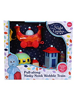 In the Night Garden Ninky Nonk Train