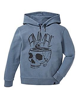 Animal Rey Skull Boys Hoodie