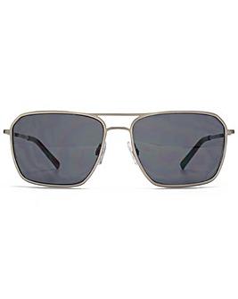 Ben Sherman Metal Square Sunglasses