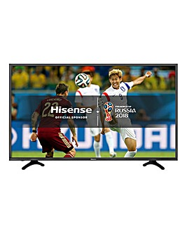 Hisense 55in 4K HDR Smart TV