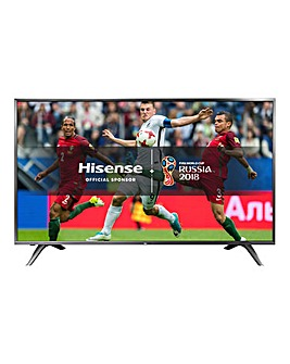 Hisense 60in 4K HDR Smart TV