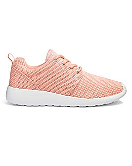 Capsule Active Ladies Lace up Trainers
