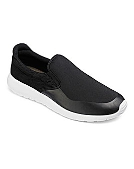 Capsule Active Mens Slip On Trainers