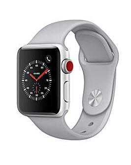 Apple Watch 3 38mm Fog Sport Band