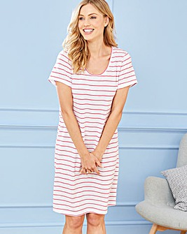 Pretty Secrets Short Sleeve Nightie